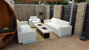 design ligbed tuin